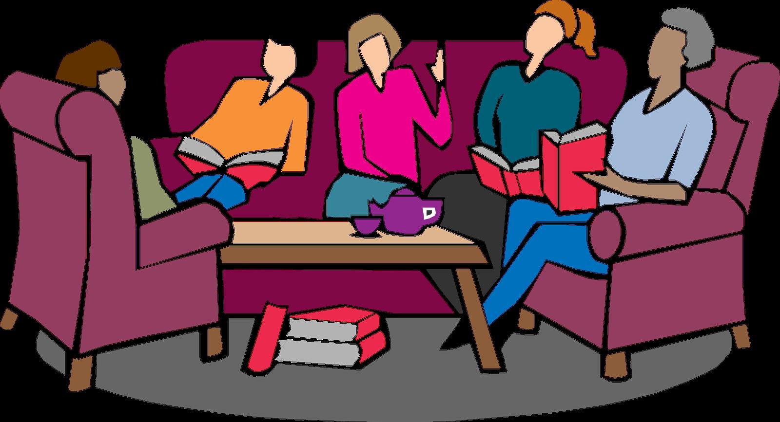 Club clipart Club Community — Library Branch