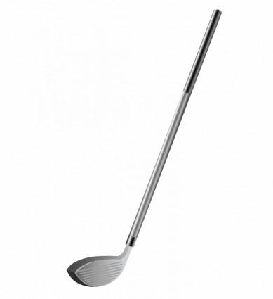 Club clipart black and white Clipart free club Club Golf
