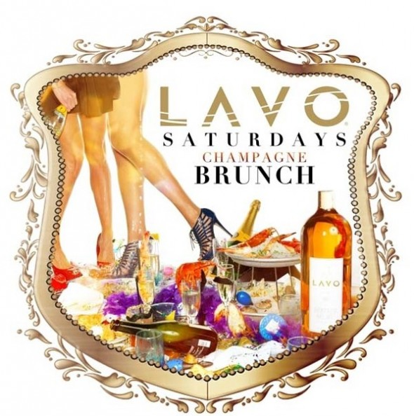 Club clipart brunch Club Las Lavo Passes Palazzo