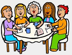 Club clipart brunch Zone Church luncheon Cliparts Ladies