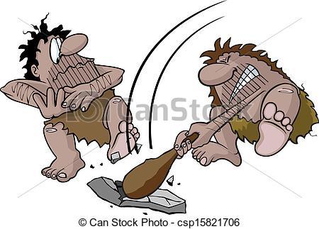 Club clipart caveman club Caveman  caveman club Caveman