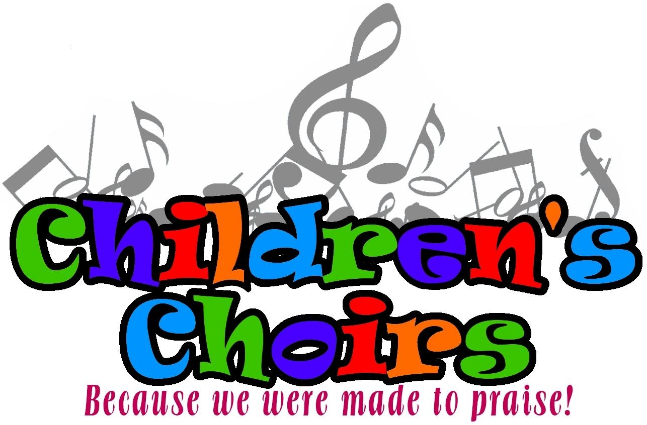 Club clipart child choir St Anthony Parish  Choir