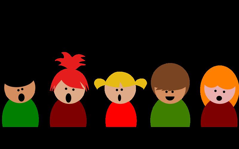 Club clipart child choir Choir Choir Clubs Club /