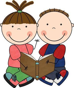 Club clipart children's book Book Club free art ·