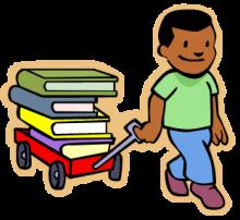 Club clipart children's book For kids S clipart Books