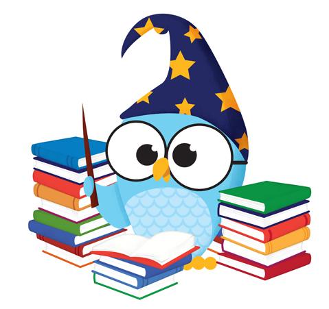 Club clipart children's book Childrens Book owl Scholastic image