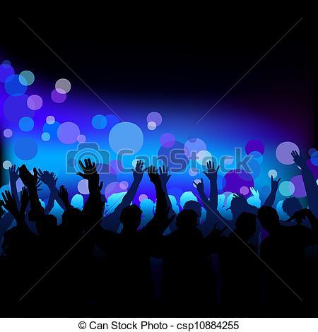 Club clipart dance club Night Life Night  Clipart
