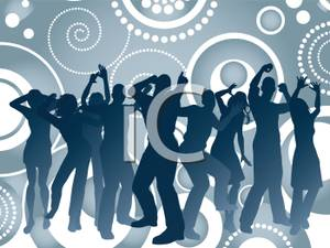Club clipart dance club Of Picture Free Background At