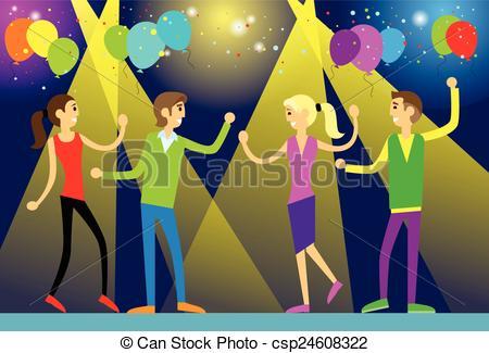 Club clipart dance club Download Art Club Art Dance
