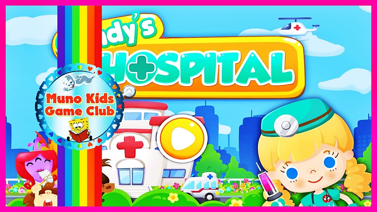 Club clipart fun game For Little Hospital Little Games