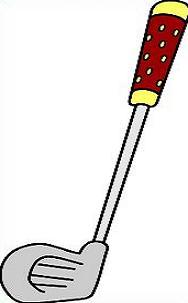 Club clipart golf stick Golf Club Art Clipart Clip