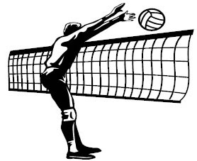 Club clipart high school sport Art Volleyball Club  Spring