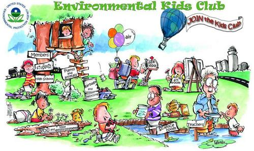 Club clipart learning environment Inner Protect epa You Help