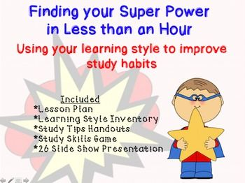 Club clipart learning style Learning an Your Best Hour: