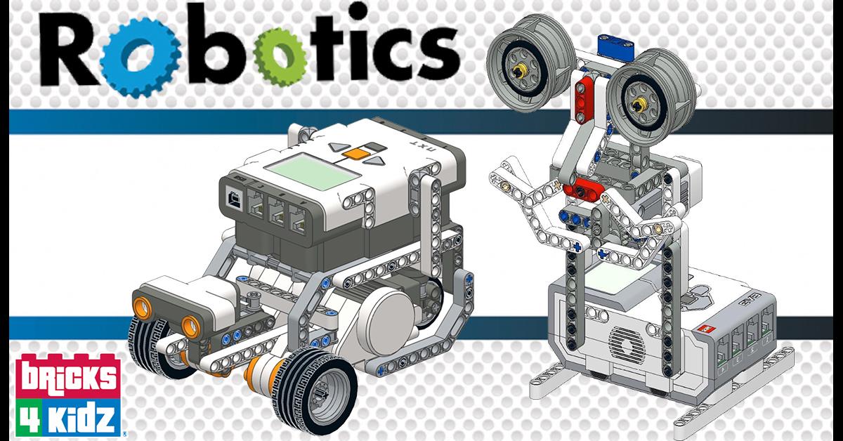 Club clipart lego robotics Summer Newfoundland Johns 2017 Camps