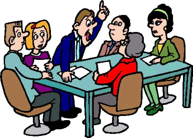 Club clipart meeting person Club Fish Country Meetings and