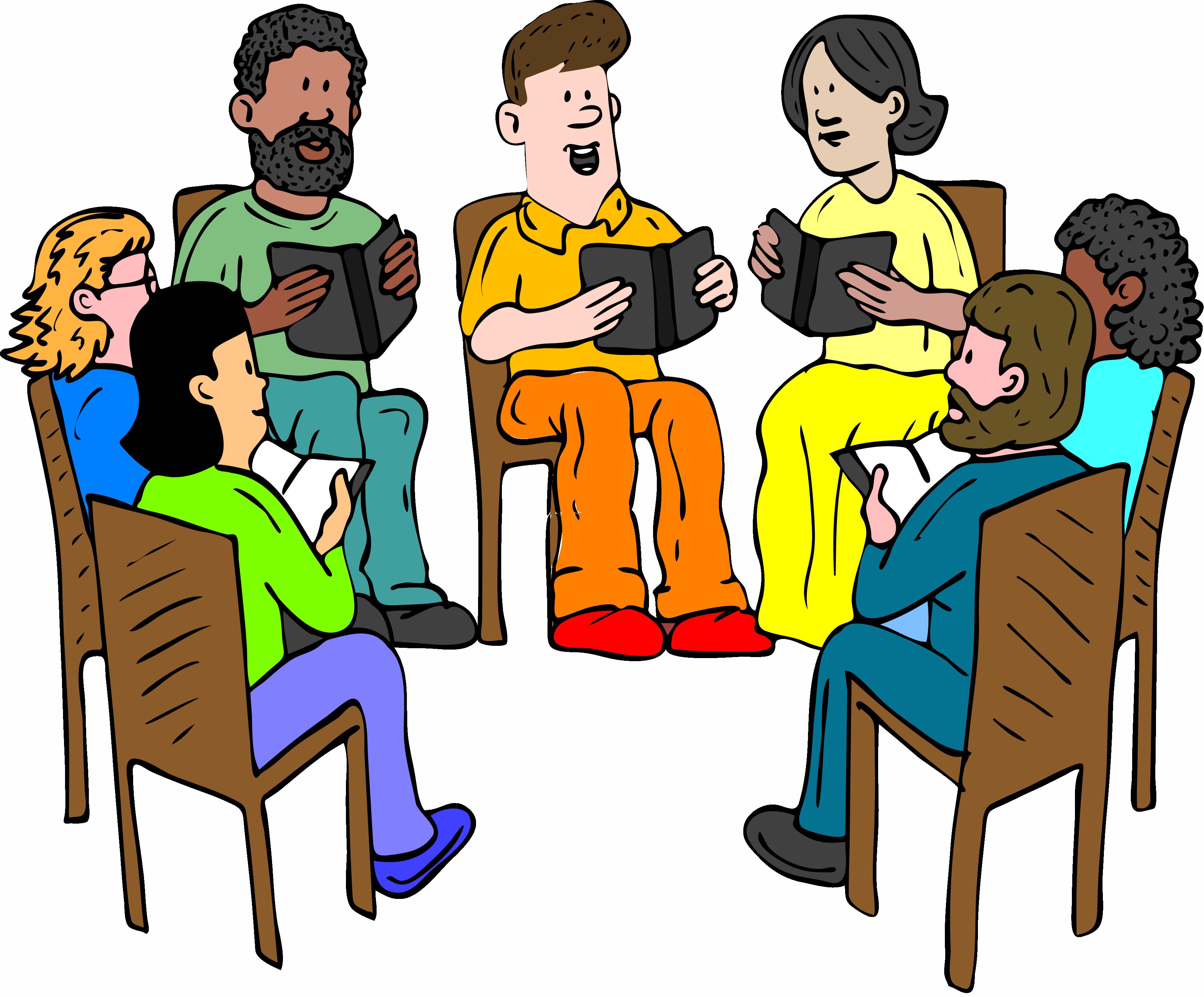 Club clipart meeting person — Connecticut Preston book Preston