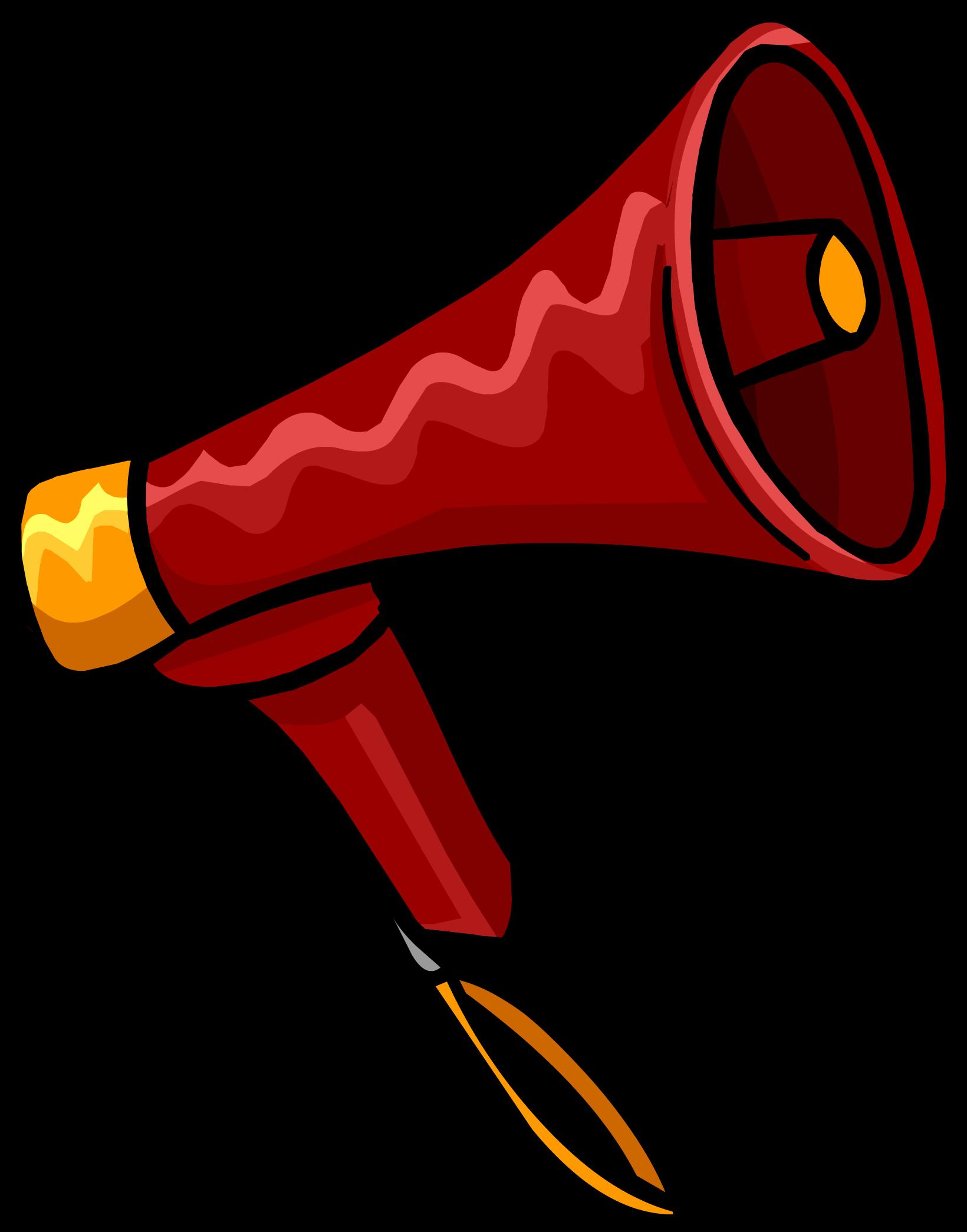 Club clipart megaphone Megaphone FANDOM powered by Wiki