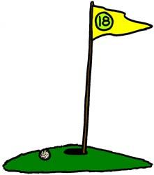 Flag clipart mini golf Panda Art Free golf%20hole%20clip%20art Golf