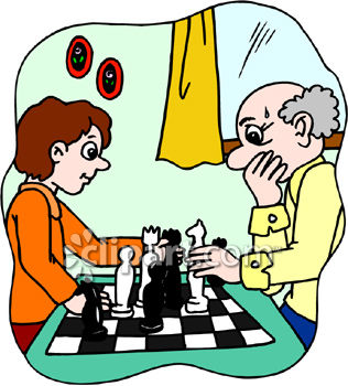 Club clipart play chess The Search of Trove In