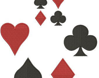 Club clipart playing card suit Collection Card Playing Designs Download