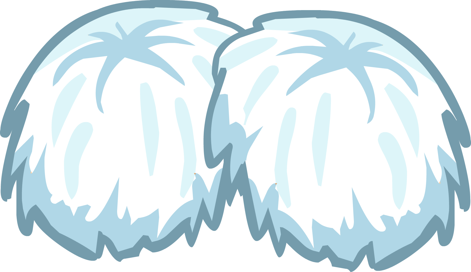 Club clipart pompom By White Wikia powered Penguin