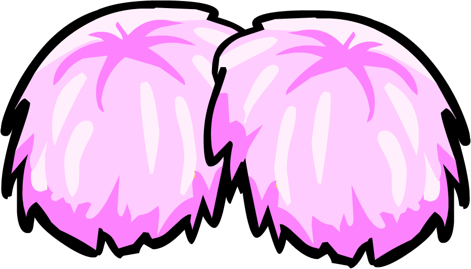 Club clipart pompom By Pink Wikia powered Penguin