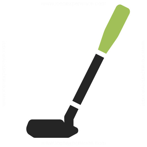 Club clipart putter Golf IconExperience Putter » Golf