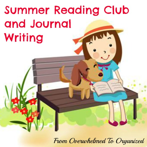 Club clipart reading and writing Getting Club whole summer? year