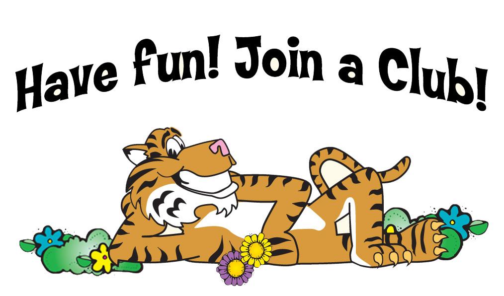 Club clipart school activity Activities! is in IF of