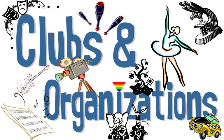 Club clipart student Marion organizations Francis Student college