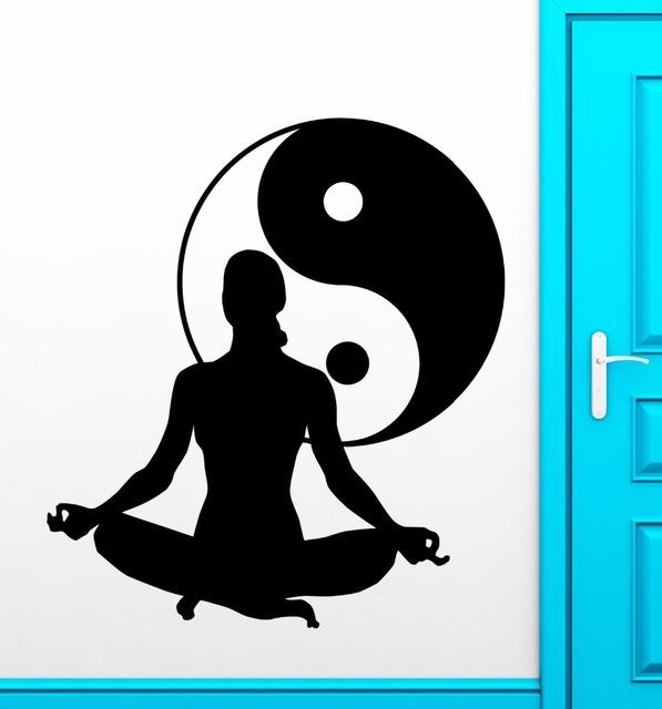 Club clipart taichi Yoga Chi Decal Club Decals