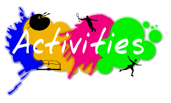 Club clipart weekend activity Laredo Boys Girls of of
