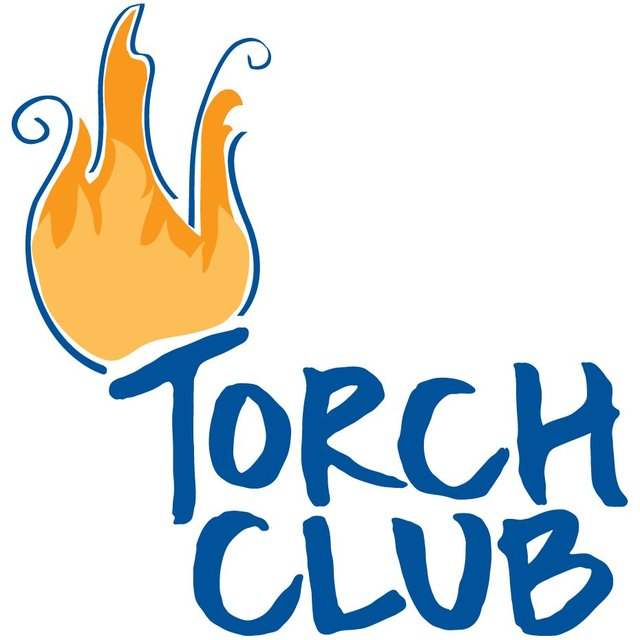 Club clipart youth leadership Character Leadership CLUB TORCH &