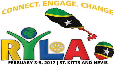 Club clipart youth leadership Nevis Host Youth 3rd Rotary