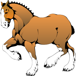 Clydesdale clipart Clydesdale Download Clip Horse Horse