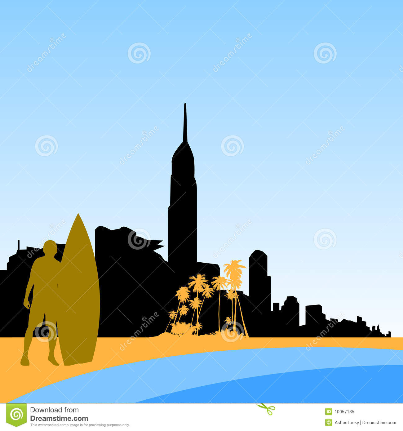 Coast clipart Clipart Download Gold Gold Coast