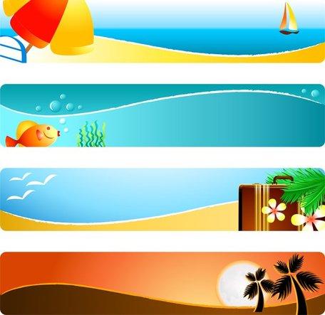 Beach clipart banner Clipart Clip Beach beach%20clipart Panda