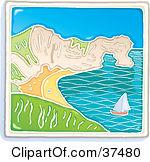 Coastline clipart Clipart coast%20clipart Panda Free Images