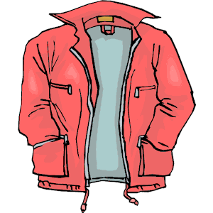 Jacket Coat cliparts Clipart