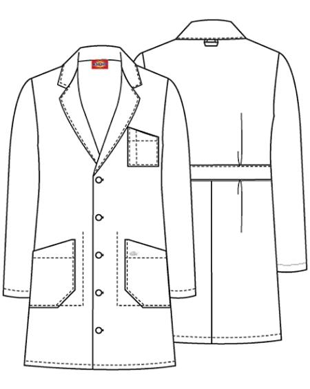 Coat clipart doctor coat Library Coat Clip Art Clipart