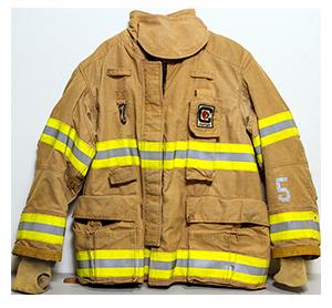 Coat clipart fireman Program GCS Rental Firefighter Jacket