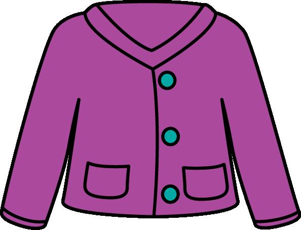 Coat clipart kid sweater #6