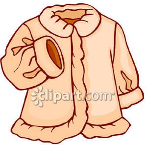 Coat clipart kid sweater #13