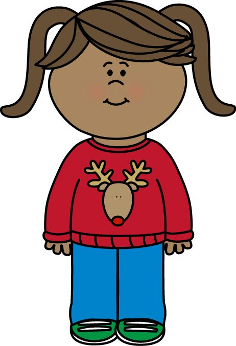 Coat clipart kid sweater Clip Kids Free best Cliparts
