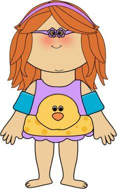 Check clipart kid dress Cute Summer Art Pinterest