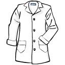 Coat clipart lab apron Coat Lab cliparts Coat Clipart