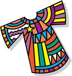 Coat clipart many color Coat game) And Colors (card