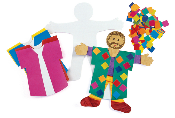 Coat clipart many color Of 12 Joseph's Kit for