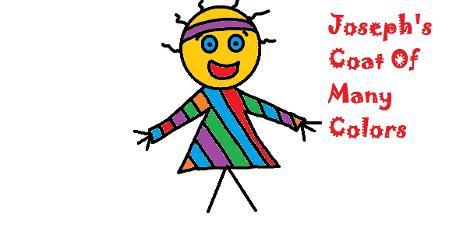 Coat clipart many color Joseph Many Coat Coat Of
